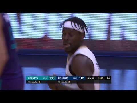 Jrue Holiday (25 points) Highlights vs. Charlotte Hornets