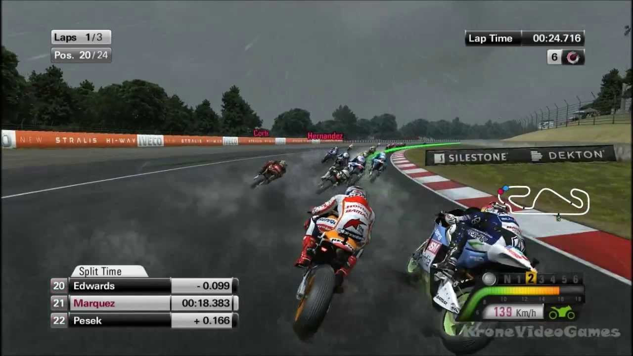 MotoGP 13 Gameplay PC HD