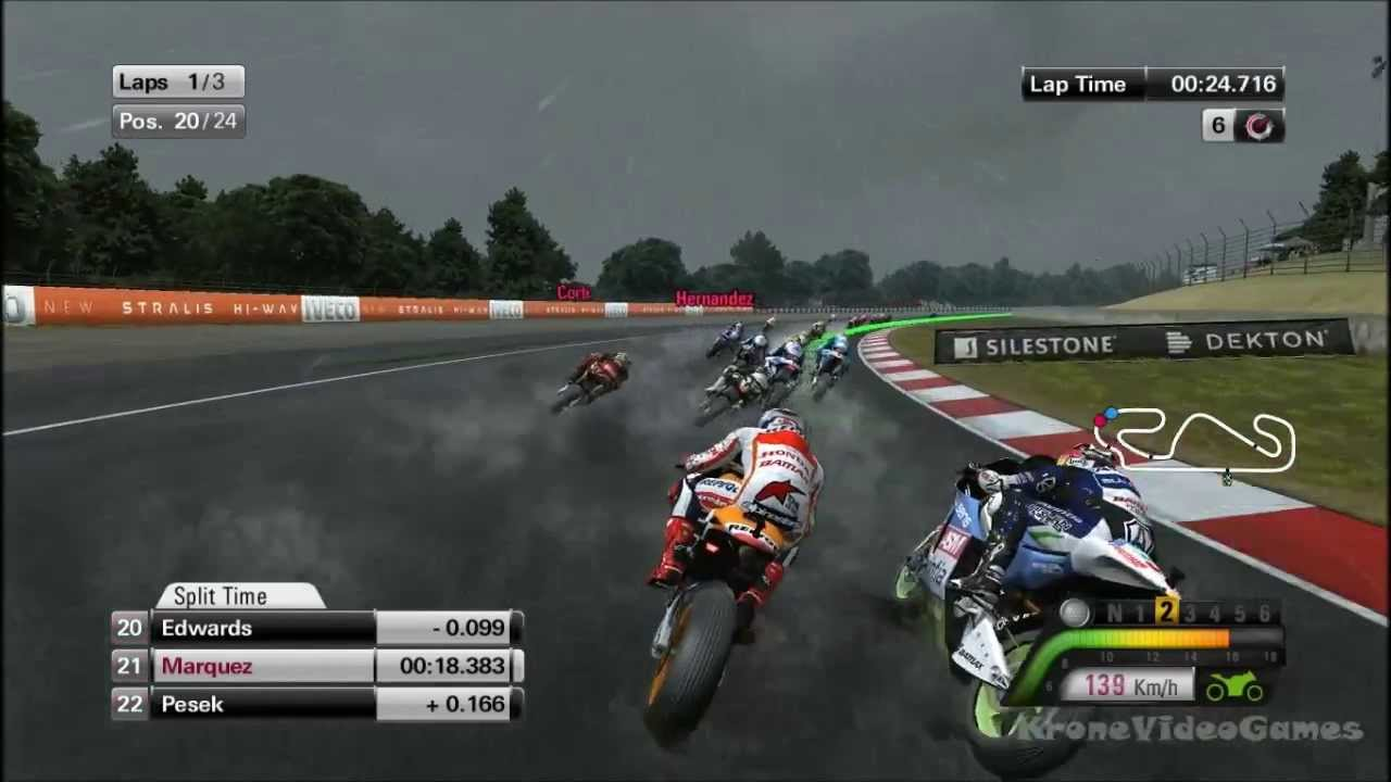 MotoGP 13 Gameplay PC HD - YouTube