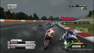 MotoGP 13 Gameplay PC HD