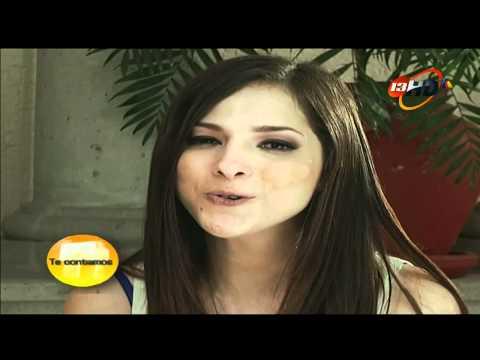 Paty Cantu en Top Ten Tips de Belleza - 16 Abril 2011