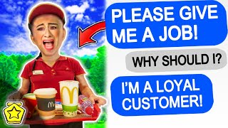 🐙 r/EntitledParents KAREN ASKS ME FOR A JOB!   r/EntitledParents