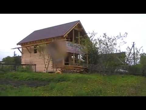 Дом из бруса Рыбинск - компания Свой Сруб
