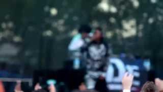 Kendrick Lamar - ADHD / A.D.H.D. (Live @ Governor's Ball 2013)