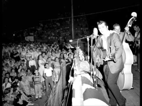 Warren Smith LIVE 1957 Hound Dog