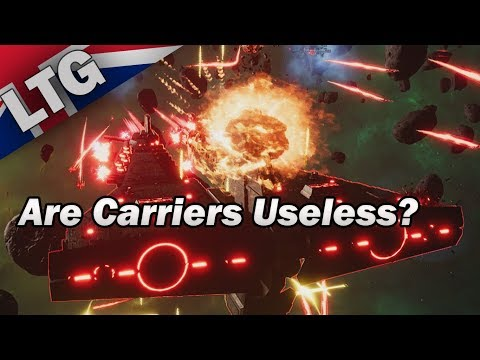 Are Carriers Useless? Battlefleet Gothic Armada 2 |