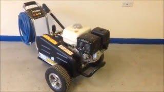 Pressure Washer Jet Wash Diesel Engine Yanmar L100