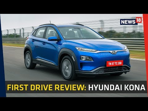 First Drive Review: Hyundai Kona Electric SUV