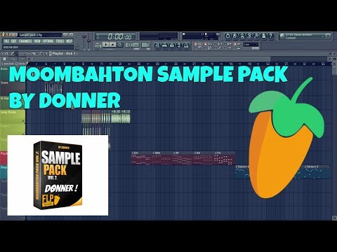 Moombahton Sample Pack Vol. 2 By Donner...