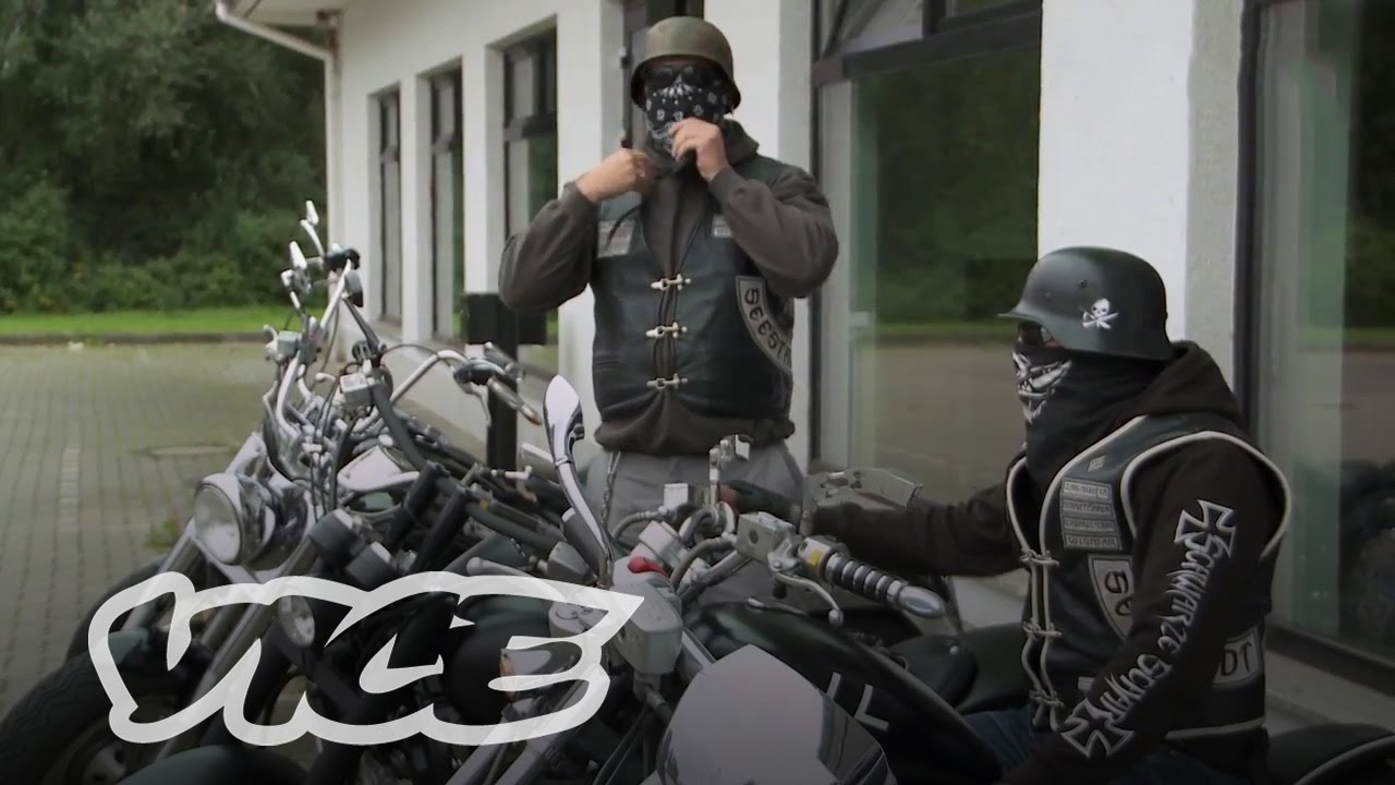 A gang of pseudo-Nazi bikers scared the whole of New Zealand 62