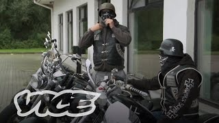 Neo-Nazi Biker Gangs: VICE INTL (Germany)(The Black Flock Motorcycle Gang is a German biker club made up of former neo-Nazis who swear they've rehabilitated and abandoned their hateful ways., 2014-12-10T21:05:15.000Z)