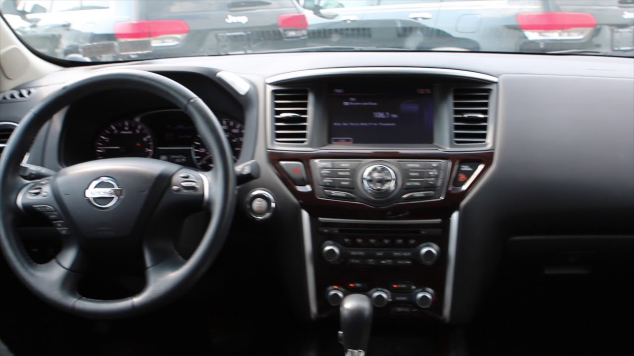Nissan Dealership In Limerick Pa >> 2015 Nissan Pathfinder Pre Owned Nissan Dealer Limerick Pa Youtube