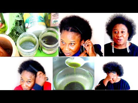 Apply NEEM OIL To Your Hair AND This is What Happens  | NATURAL HAIR
