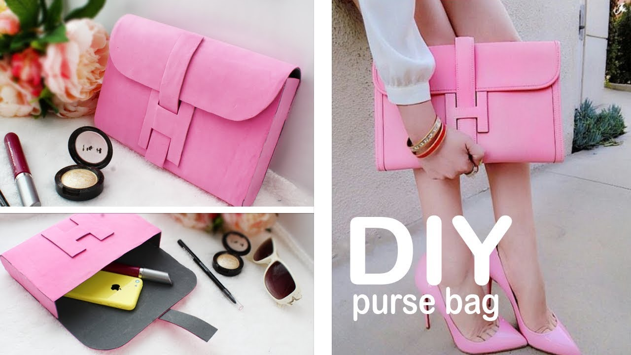 Linen zipper bag tutorial ~ diy tutorial ideas!