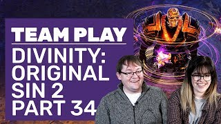 Let's Play Divinity Original Sin 2 | Part 34: UNLIMITED POWER