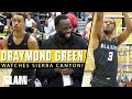 Download Draymond Green Watches Cassius Stanley & Sierra Canyon Go Off! 😈