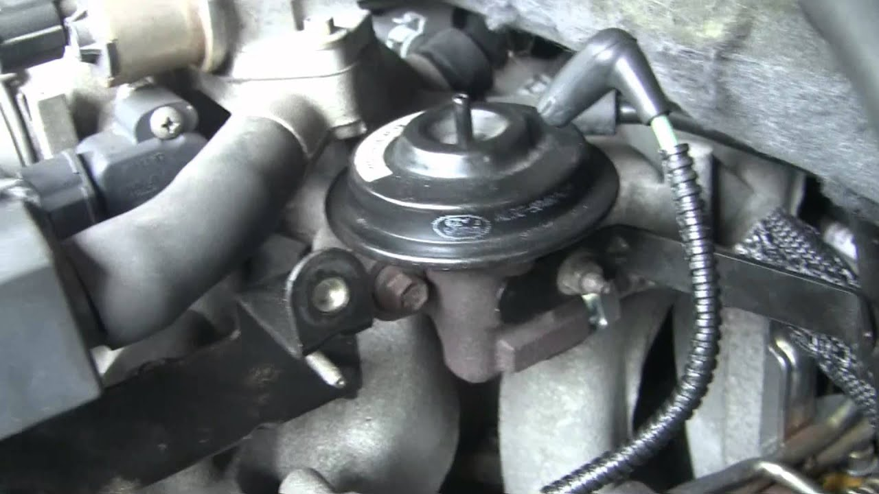 P0401 2002 F150 Egr System Overview And Troubleshooting Guide Youtube