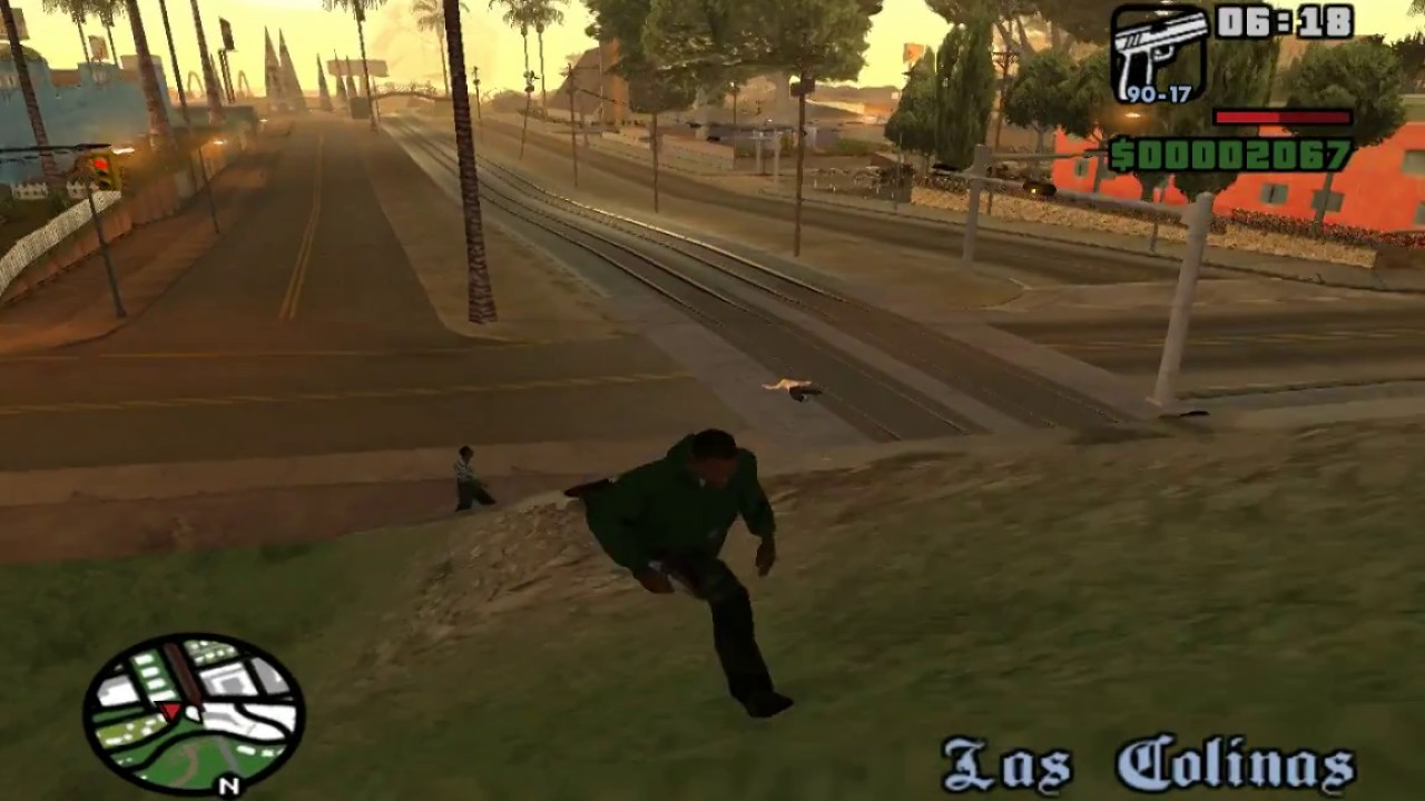 Gta Sa The Mission Script Stops Working Catalyst