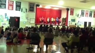 2013 HFS Cheer Dance