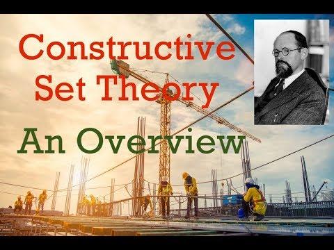 Axioms Of Constructive Set Theory Explained