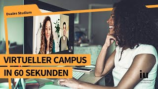 Dual studieren am virtuellen Campus | IU Duales Studium
