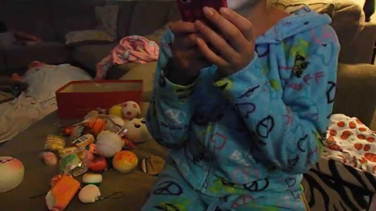 Summer Squishy Tag-Mochibunny 101 - YouTube