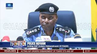 Police Reforms: Acting IGP Orders Disbandment Of FSARS