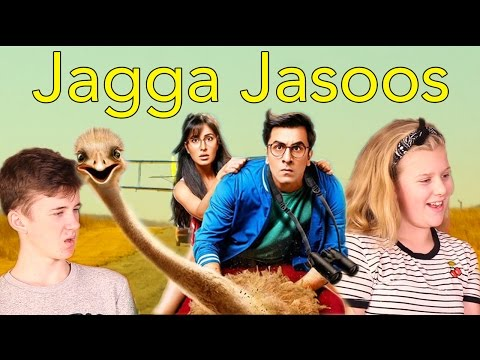 Jagga Jasoos  Official Trailer Reaction   Head Spread   Bollywood