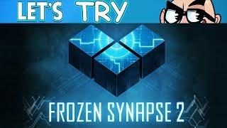 Northernlion Tries: Frozen Synapse 2 [Twitch VOD]