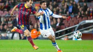 Carlos Vela vs FC Barcelona 05022014 Away