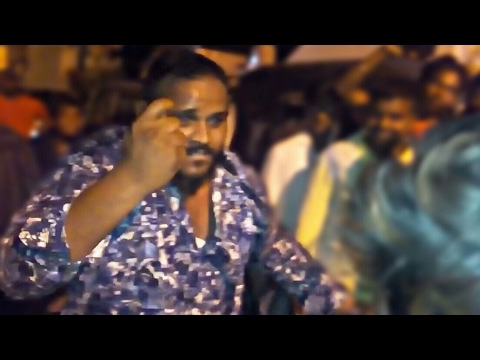Chandu anna dances in Congo band || New dance Video 2017 ||