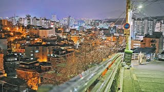 [4K] Seoul's new town <b class=