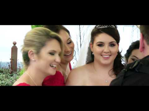 Claire and Andrew Wedding Highlights, Ingliston Country Club