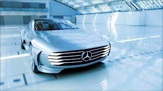 Mercedes-Benz Concept IAA (Intelligent Aerodynamic Automobile) Trailer