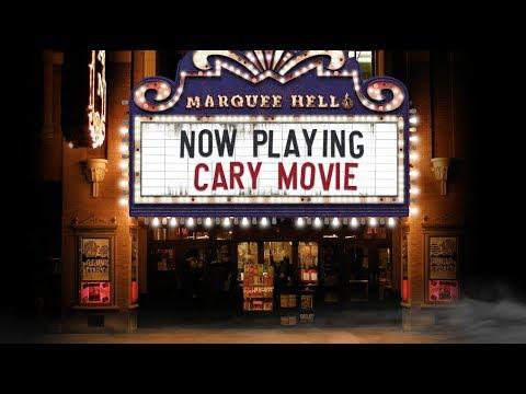 """The Cary Company Presents  -  """"S""""Cary Movie"""