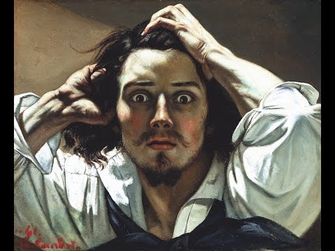 Famous Self Taught Artists - Gustave Courbet