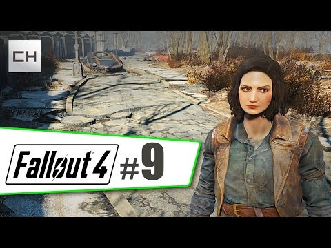 Fallout 4 - # 9 - Dog with a missle launcher