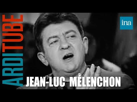 Jean-Luc Mélenchon et Jean-Marie Bigard 'Débat chez Thierry Ardisson' | Archive INA