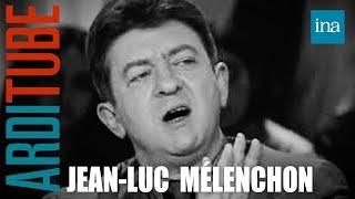 Jean-Luc Mélenchon et Jean-Marie Bigard