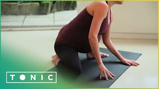 Pregnancy Yoga: Poses for Aches & Pains | Episode 4 | Tonic