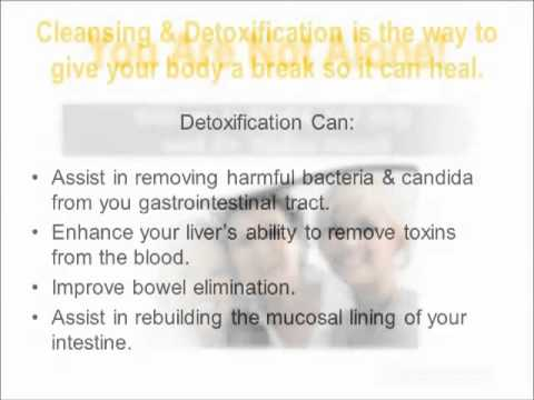 Detoxify Safely, Cleanse Your Body, Gain Energy, & Transform Your Life!
