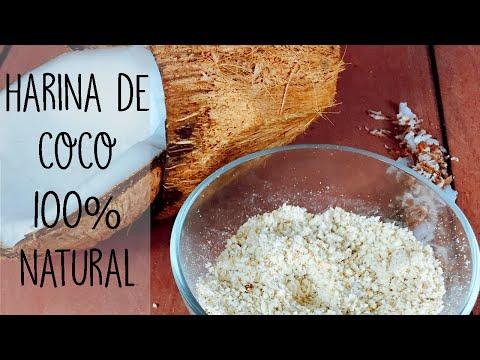 La Mejor Harina para Hacer Postres Saludables / Harina de Coco