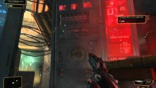 Deus Ex Human Revolution - The Missing Link - Fixing The Stasis Pod