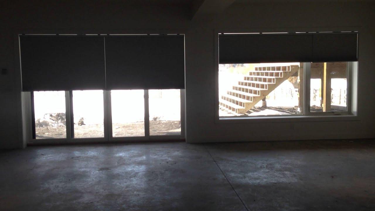mainstays blinds mini darkening walmart ip shades room com khaki
