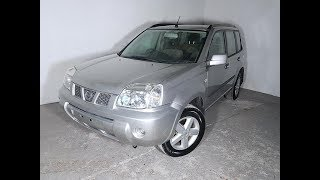 (SOLD) Automatic 4×4 SUV Nissan X-trail ST-S 2006 Review