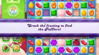 Candy Crush Jelly Saga Level 1030 (45 moves version, No boosters)