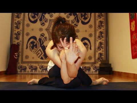 🔴Yoga para quitar dolor de espalda, trabajar zona lumbar y fortalecer la parte baja de la espalda
