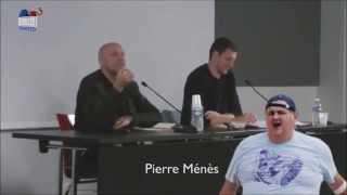 Quand Soral victimise Pierre Ménès