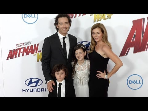 """Abby Ryder Fortson """"AntMan and The Wasp"""" World Premiere Red Carpet"""
