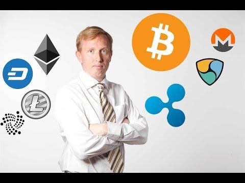 Interview de Marc Raffard sur le Trading des Crypto-Monnaies (Bitcoin Ethereum Ripple Litecoin NEM)